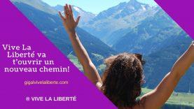 Vive La Liberté va t'ouvrir un nouveau chemin